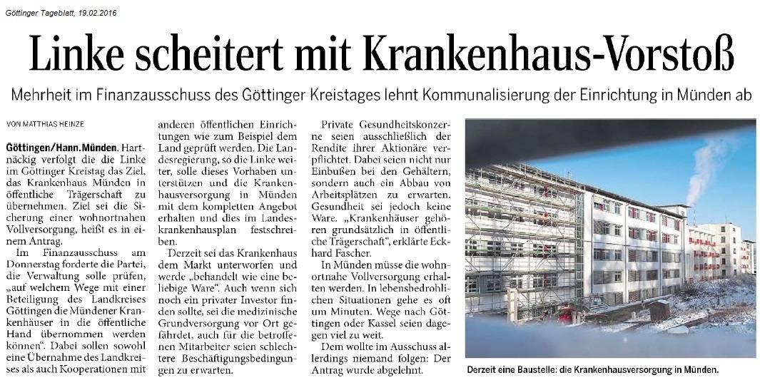 1a3e4addab06d4 KT-Archiv 2011 - 2016  DIE LINKE. Göttingen Osterode